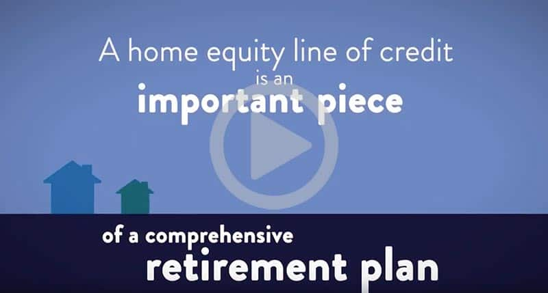The Benefits of a Reverse Mortgage Line of Credit