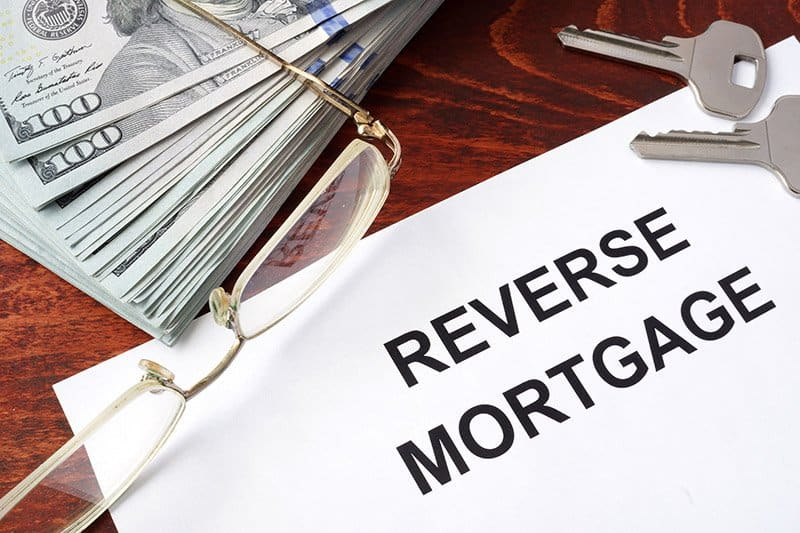 Get A Reverse Mortgage Now