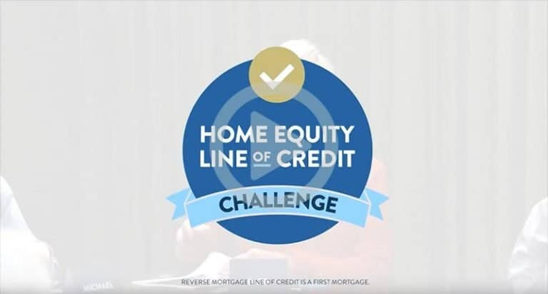 Home Equity Line of Credit vs Reverse Mortgage Line of Credit