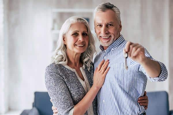 Who uses a reverse mortgage to purchase a house