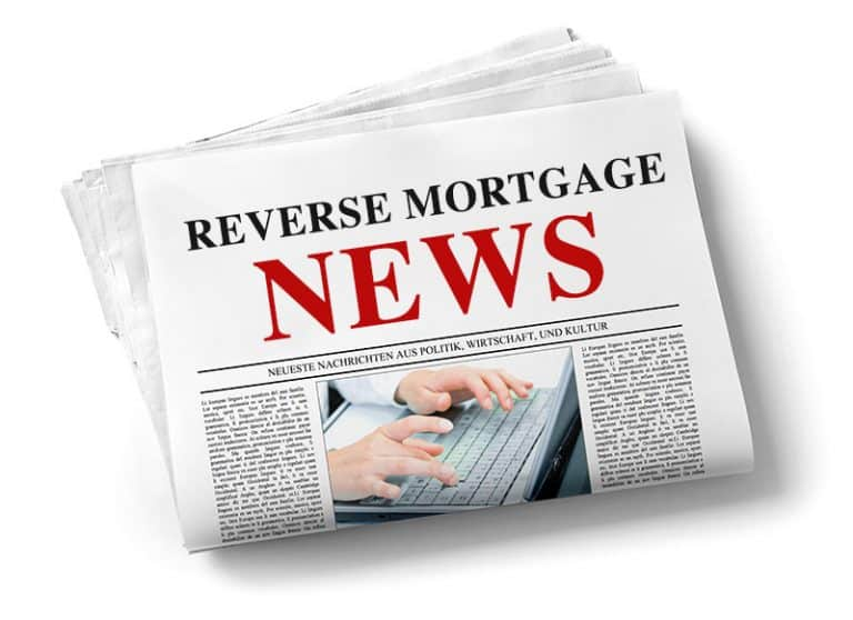 Reverse Mortgages In The News