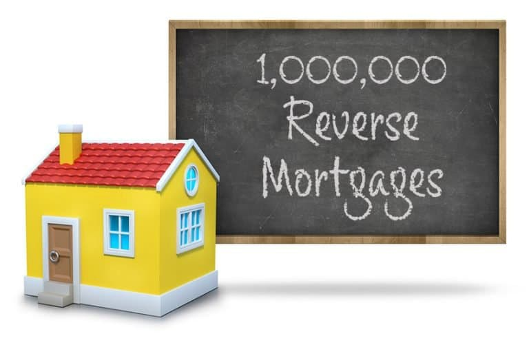 One Million Reverse Mortgages